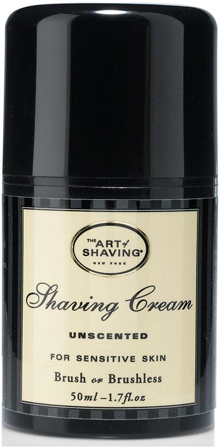 The Art of Shaving Shaving Cream - Unscented, 1.7 oz