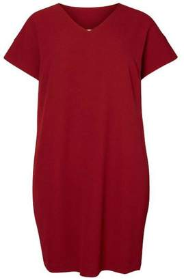 Junarose Red Dress