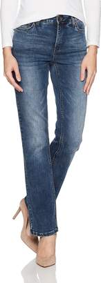 Jones New York Women's Lexington Straight Denim Jean