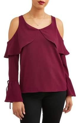 8dfcc80785087f Womens Cold Shoulder Tops - ShopStyle