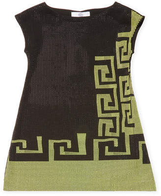 Versace Boatneck Dress