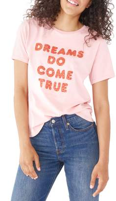 ban.do Dreams Come True Classic Tee