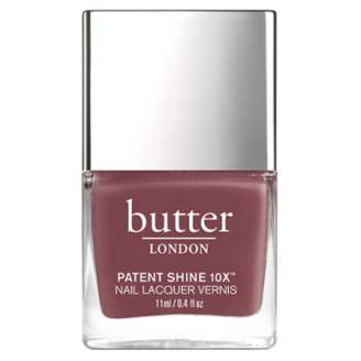 Butter London Patent Shine 10X Nail Polish - Toff