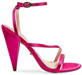 Topshop Riz Strappy Cone Heel Sandals