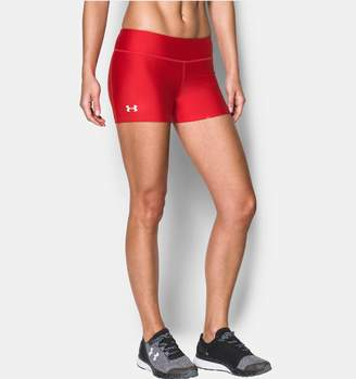 """Under Armour Women's UA On The Court 3"""" Shorts"""