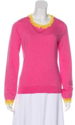 Altuzarra Silk & Cashmere-Blend Sweater