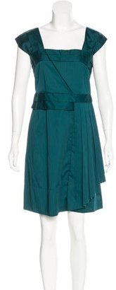 Marc by Marc Jacobs Striped Sleeveless Dress $70 thestylecure.com