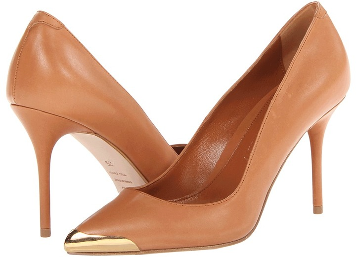 Alexander McQueen Pointy Pump 85mm Women' Slip-on Dre Shoe