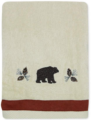 Bacova North Ridge Cotton Embroidered Hand Towel