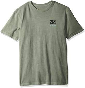 RVCA Men's Flip Box Short Sleeve T-Shirt