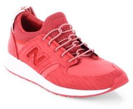 New Balance Lace-Up Mesh Sneakers $84.95 thestylecure.com