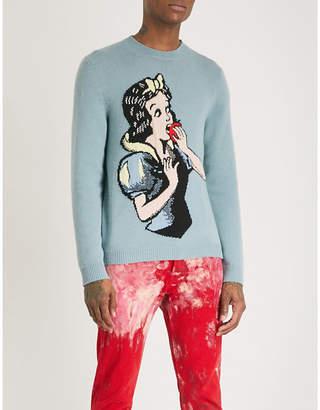 Gucci Snow White wool jumper