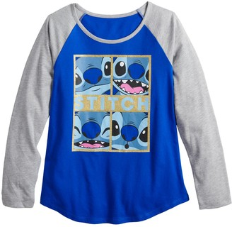 Disney Disney's Lilo & Stitch Girls 7-16 & Plus Size Graphic Tee