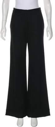 Diane von Furstenberg Wide-Leg Wool Pants
