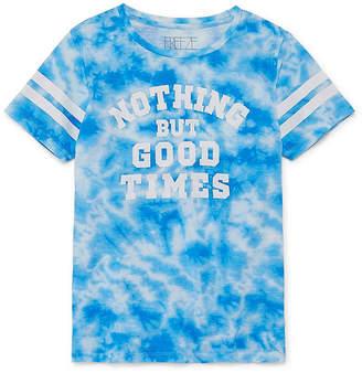 Freeze Good Times Tie Dye Tee - Junior