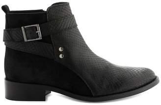 Cosmo Paris COSMOPARIS Leather Ankle Boots
