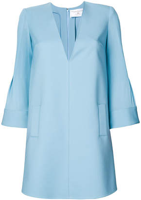 Elisabetta Franchi bell sleeves dress