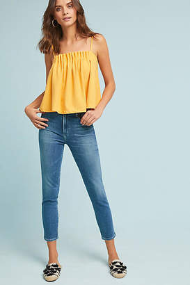 Citizens of Humanity Rocket High-Rise Cropped Skinny Jeans