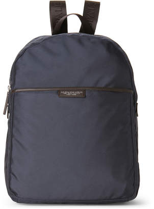 AG Jeans Spalding & Bros. Easy Business Two-Zip Large Backpack