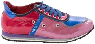 Sergio Rossi Red Patent leather Trainers
