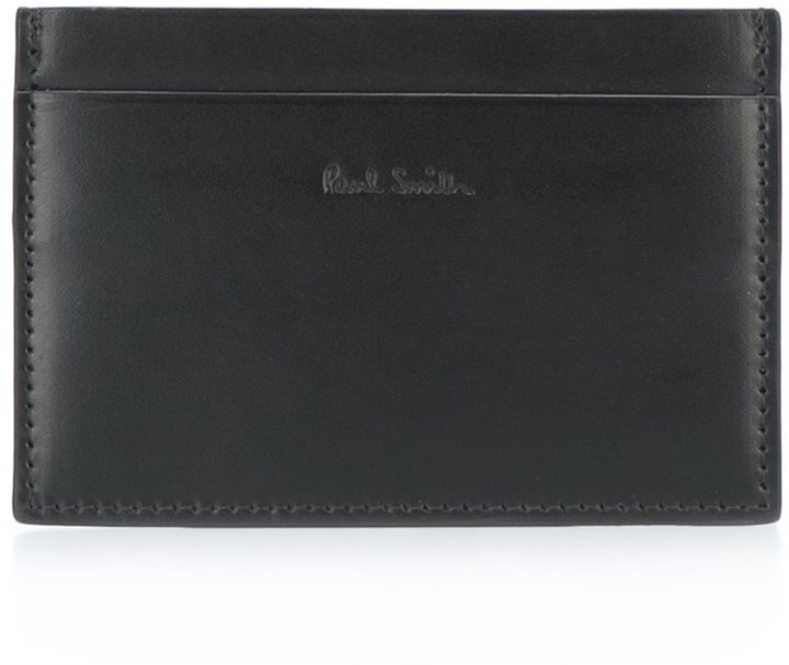 Paul Smith Paul Smith 'Mini' print cardholder