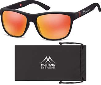 Montana Unisex MS312 Sunglasses,One Size