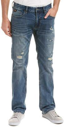 Slate Denim Medium Vintage Slim Straight Leg