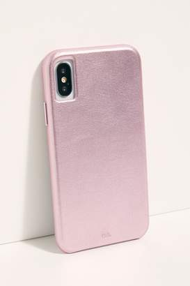 Barely There Case Mate Leather Phone Case