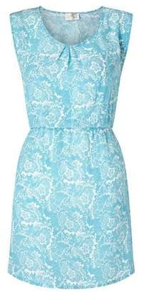 Aya Silk Zircon Silk Crepe Dress