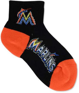 For Bare Feet Kids' Miami Marlins 501 Socks