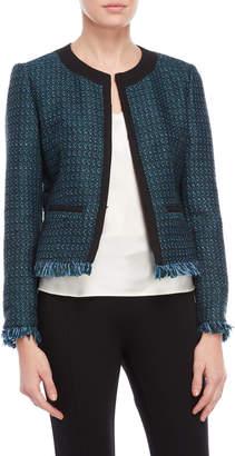 Juicy Couture Chateau Tweed Jacket