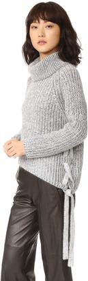 STYLESTALKER Hart Turtleneck Knit $179 thestylecure.com