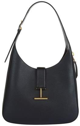 Tom Ford Tara Zip Hobo Bag