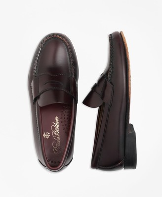 Brooks Brothers Boys Penny Loafers