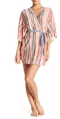 Josie Striped Robe