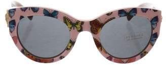 Versace Medusa Printed Sunglasses
