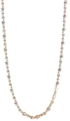 Nadri 18K Yellow Gold Plated Ava CZ Necklace