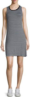 Splendid Drapey Lux Striped Swing Dress