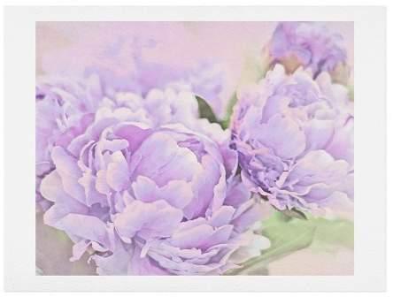Lisa Argyropoulos Lavender Peonies Art Print 18