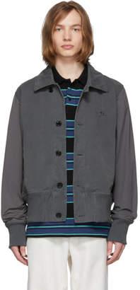 Acne Studios Grey Ollys Jacket