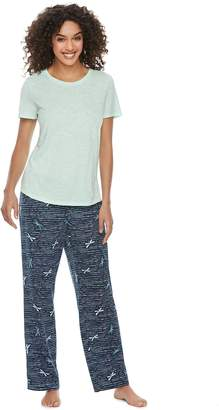 Sonoma Goods For Life Women's SONOMA Goods for Life 3-Piece Pajama Set