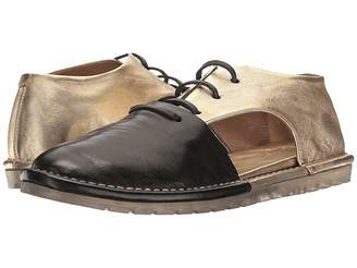 Marsèll Side Cut Out Two-Tone Oxford Women's Shoes