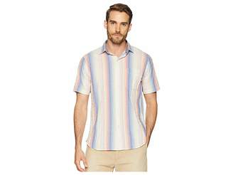 Tommy Bahama La Prisma Stripe Camp Shirt Men's Clothing