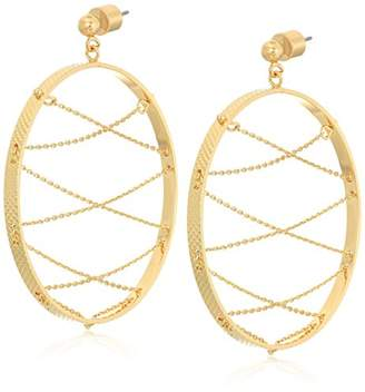 BCBGeneration BCBG Generation Hoop Earrings