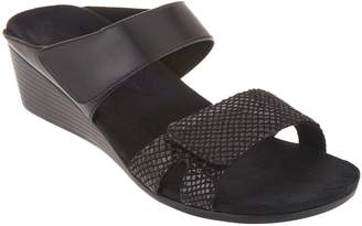 Vionic Slide Wedge Sandals - Chrissy