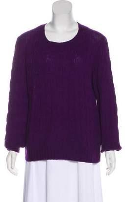 Ralph Lauren Cashmere Crew Neck Sweater