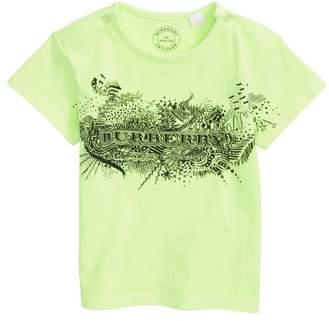 Mini Rydon Print Cotton T-Shirt