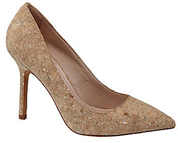 Vince Camuto Harty Cork Pumps