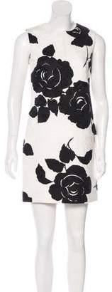 Dolce & Gabbana Jacquard Shift Dress w/ Tags