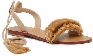 Trina Turk Sunny Dunes Tassel Fringe Sandal
